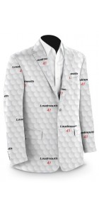 Big Golf Ball StretchTech Men's Sport Coat MTO
