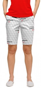 Big Golf Ball StretchTech Women's Bermuda Short