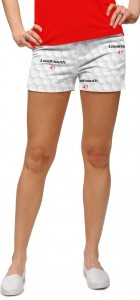 Big Golf Ball StretchTech Women's Mini Short