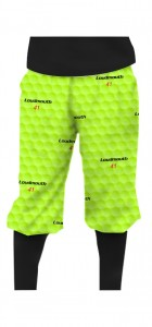 Big Golf Ball Green StretchTech Knickerbockers MTO