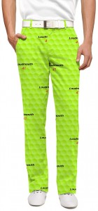 Big Golf Ball Green StretchTech Men's Pant MTO