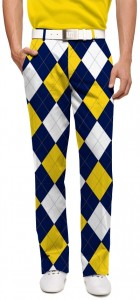 Blue & Gold Mega StretchTech Men's Pant MTO
