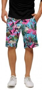 Pink Flamingos Men's Short MTO