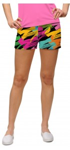 Broad Strokes StretchTech Women's Mini Short MTO