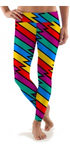 Captain Thunderbolt Leggings