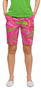 Cotton Candy Women's Bermuda Short MTO
