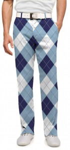 Blue & White Men's Pant MTO