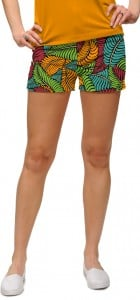 Fronds Klammer Women's Mini Short MTO