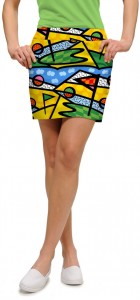 Golf Trip StretchTech Women's Skort/Skirt MTO