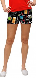 Happy Hour StretchTech Women's Mini Short