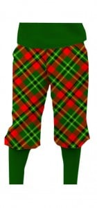 Holiday Tartan StretchTech Knickerbockers MTO