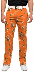 Hooters Orange StretchTech Men's Pant MTO