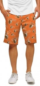 Hooters Orange StretchTech Men's Short MTO