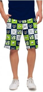 I Love Golf StretchTech Men's Short