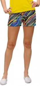 Jungle Bogey StretchTech Women's Mini Short MTO