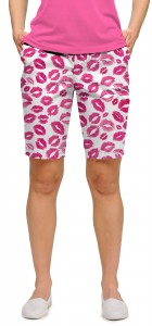 Kisses StretchTech Women's Bermuda Short MTO