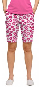 Kisses StretchTech Women's Bermuda Short