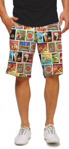 Loudmouth Soup StretchTech Men's Short MTO