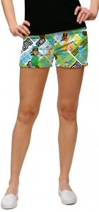 Mai Tai StretchTech Women's Mini Short MTO