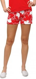 Oh Canada StretchTech Women's Mini Short MTO