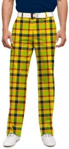 Margarita Plaid StretchTech Men's Pant MTO
