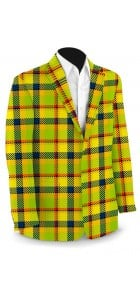.Margarita Plaid StretchTech Men's Sport Coat MTO