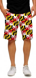 Maryland Flag StretchTech Men's Short MTO