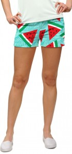 Melons StretchTech Women's Mini Short MTO