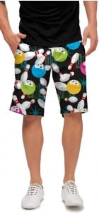 Gutter Ball StretchTech Men's Short