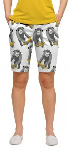 Monkey Business StretchTech Women's Bermuda Short MTO