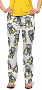 Monkey Business StretchTech Women's Capri/Pant MTO