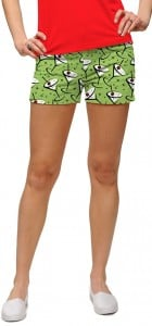 Moonlight Lounge StretchTech Women's Mini Short MTO