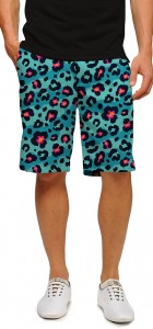 Neon Cheetah StretchTech Men's Short MTO