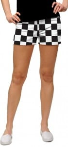Pole Position StretchTech Women's Mini Short MTO