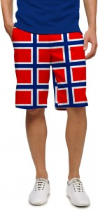 Norway Flag Men's Short MTO