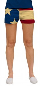 Old Glory StretchTech Women's Mini Short MTO