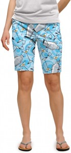 Partini StretchTech Women's Bermuda Short MTO