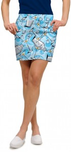 Partini StretchTech Women's Skort/Skirt MTO