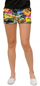 Party Mix Women's Mini Short MTO