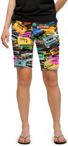 Party Mix Women's Bermuda Short MTO