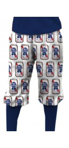 .Pabst Blue Ribbon Cans Knickerbockers MTO