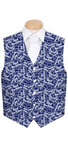 PBR Blue Ribbons Men's Vest MTO
