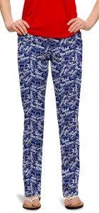 PBR Blue Ribbons Women's Capri/Pant MTO