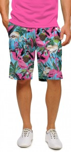 Pink Flamingos Men's Short