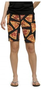 Pizza Slices Women's Bermuda Short