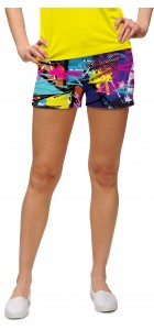 Pop Culture StretchTech Women's Mini Short MTO