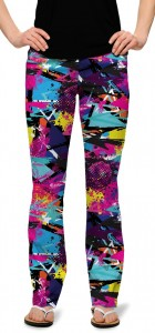 Pop Culture StretchTech Women's Capri/Pant MTO