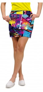 Pop Culture StretchTech Women's Skort/Skirt MTO