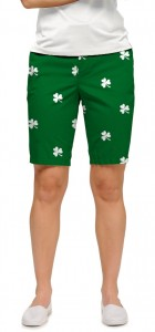 Shamrocks StretchTech Women's Bermuda Short MTO