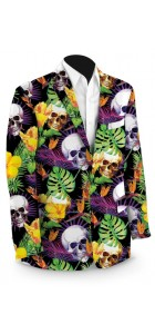 Skull Grotto StretchTech Men's Sport Coat MTO